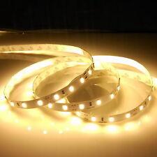 5M 300LEDs 3528 SMD Flexible LED Streifen Licht Stripes Band Warmweiß 12V IP20