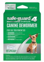 Canine Dewormer Dogs Treatment Puppies Tapeworms Roundworms Hookworms Whipworms