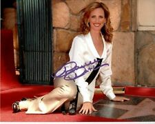 MARLEE MATLIN Signed Autographed HOLLYWOOD WALK OF FAME STAR Photo
