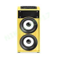 CASSA PORTATILE CON RADIO FM SD USB BLUETOOTH SMARTPHONE SPEAKER TABLET PC
