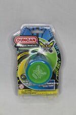 Duncan Butterfly XT Blue Green Yo-Yo New Free Shipping