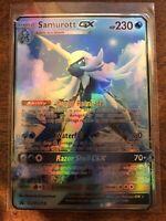 M Leia a descrição Pokemon Mega Machamp Ex Gx cartão Luxo Folha De Ouro Raro *
