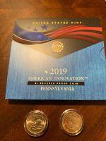 Plus OGP 2019 PDSS American Innovation Dollars PA Pennsylvania