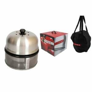 Cobb Premier Portable Charcoal Grill With Bonus Carry Bag