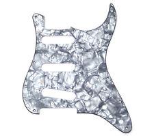 Black Pearloid 11-hole Pickguard Standard Fender Stratocaster/Strat® PG-0552-053