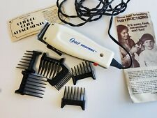 VINTAGE OSTER CLIPPERS Model 284 - 15 Series B Attachments & Instructions
