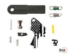 Apex Tactical - S&W M&P 2.0 Flat-Faced Forward Set Freedom Trigger Kit - Black