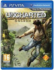 Uncharted: Golden Abyss | PS Vita | Excelente y rápido despacho