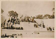 Front Populaire 1936 - Fête de la Paix à Saint Cloud - 352