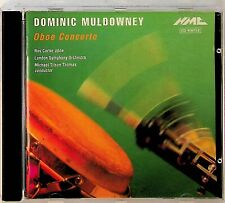Dominic Muldowney: Oboe Concerto LSO CD -Michael Tilson Thomas (Roy Carter)