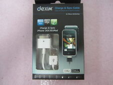 Dexim Charge & Sync Cable iPhone 3, 4 , ipod and ipad