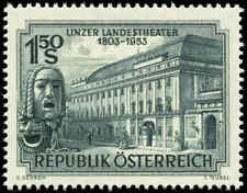 Austria Scott #589 Mint Never Hinged  Catalogs $16