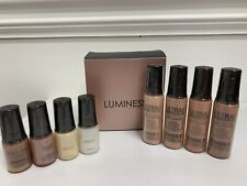 Luminess Air Airbrush Makeup Ultra Shade 5,6,7,8 Foundation .55 Oz and more