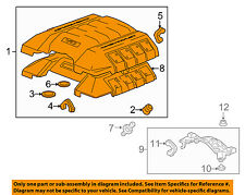 Chevrolet GM OEM 10-15 Camaro 6.2L Engine Appearance Cover-Engine Cover 92246784
