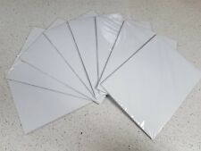 10 sheets Matte Photo paper with magnet backing - High Quality!!