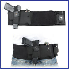 Belly Band Holster Fit for Concealed Carry Belt Waist Wrap Gun Holster