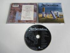 DAMN THE MACHINE s/t debut same CD 1993 RARE ORIGINAL 1st PRESSING - A&M USA!!!