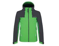 Dare 2b Resonance II Boys Hooded Waterproof Breathable Jacket Green