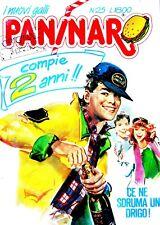 """FUMETTO """"PANINARO"""" N.25 (PANINO SHAKE - PANINARI DI GENOVA CON FOTO - PAN LOOK)"""