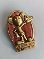 DCL – The Golden Mickey Disney Pin (B4)