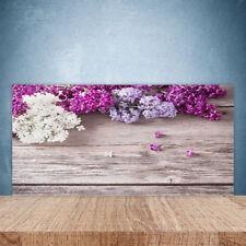 Crédence de cuisine en verre Panneau Paroi 100x50 Floral Fleurs