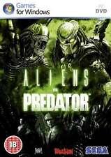 Aliens VS Predator - PC DVD - Horror - New and sealed