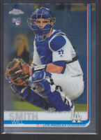 Topps - Chrome Update 2019 - # 47 Will Smith - Los Angeles Dodgers RC