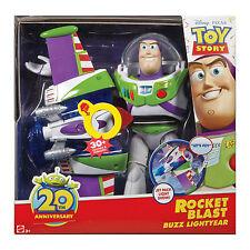 Disney Pixar Toy Story 20th Anniversary Rocket Blast Buzz Lightyear