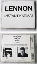 JOHN LENNON Instant Karma! .. EMI 4-Track Maxi CD