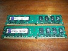 4GB (2 x 2GB) PC2-5300 Memory for Dell Optiplex GX520 GX620 740 745 755 760 960