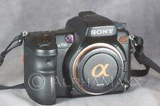 Sony Alpha a700 12.2MP Digital SLR Camera - Black (Body Only) Near Mint