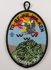 OA Lodge 296 Nayawin Rar To Re Wa Wa Ken Chapter Patch [T125]