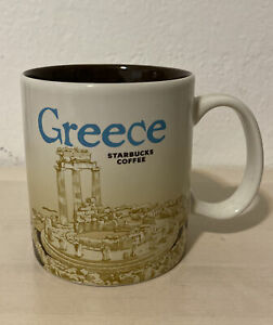Starbucks Global Icon 16oz Mug Greece