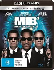Men In Black 3 (Blu-ray, 2017, 2-Disc Set)