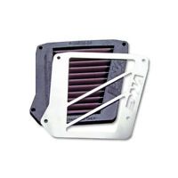 DNA Air Box Cover S2 and Filter for Yamaha XT 660R/X (04-14) PN:P-Y6E04-S2-COMBO