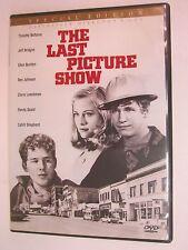 The Last Picture Show (DVD, 1999, Definitive Director's Cut)- Jeff Bridges