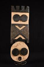 11857 Afrikanische Alte BWA Plank Mask / Maske Burkina Faso