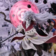 Naruto Uchiha Madara Resin Figure 1/7 GK Singularity Workshop Led Statue Anime