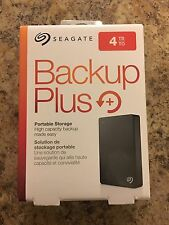 Seagate Backup Plus 4TB USB 3.0 Portable External Hard Drive - STDR4000100