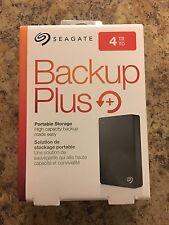 Seagate Backup Plus 4TB USB 3.0 Portable External Hard Drive - STDR4000100