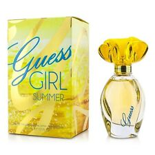 NEW Guess Guess Girl Summer EDT Spray 1.7oz Womens Women's Perfume