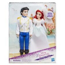 Disney Princesa Ariel Beachside Boda Muñeca Colección Royal Juego