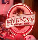 NEON BEER LIGHT.KILLIANS RED..EXCELLENT CONDITION NEW NEON RENOVATED.
