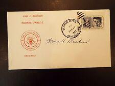 John F. Kennedy Square Garage Dedicated Envelope 1967