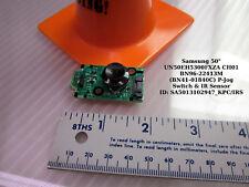 "Samsung 50"" UN50EH5300FXZA CH01 BN96-22413M (BN41-01840C) P-Jog Switch & IR Sens"