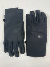 NEW - North Face Men's XL Apex ETIP Black Gloves UR Powered, A051