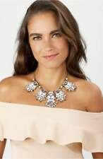 $48 BAUBLEBAR Daisy Bib Necklace NEW