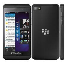BlackBerry Z10 - 16GB - Black (Unlocked) LTE 4G/3G Smartphone STL100-2 Grade A++
