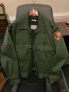 National Park Service New Class A Field Jacket. Very good condition.