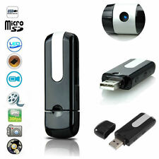 Mini Hidden DVR U8 USB Disk HD Spy Camera Pinhole Motion Detector Video Recorder